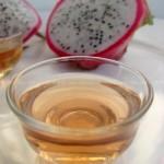 火龙果酒(自制饮料)