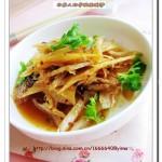 拌明太鱼(凉拌菜)