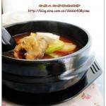韩式鳕鱼豆腐锅(海鲜家常菜)