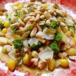 什锦虾松(夏季凉拌菜)