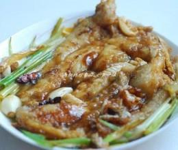 葱油沙丁鱼