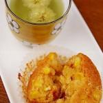 香辣玉米乳酪玛芬(早餐菜谱)