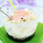 蜜豆龟苓膏(健康低脂消暑良品)