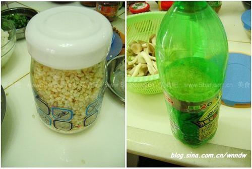 广西家庭打油茶