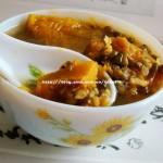 南瓜绿豆汤(解暑汤)