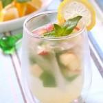 柠檬苹果汽水(家庭自制鸡尾饮料)