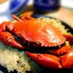 清蒸糯米红鲟(海鲜家常菜)