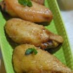 双味烤鸡翅(荤菜-烤箱菜)