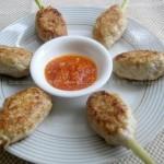 泰式香茅鸡(荤菜)
