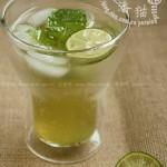 薄荷青柠檬水(自制饮料)