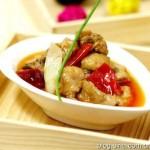 泡椒姜爆鸡(荤菜-经典川菜-适合做便当)