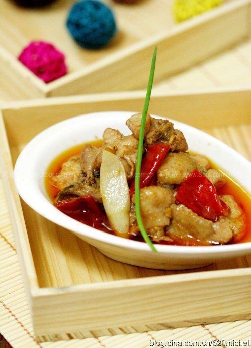泡椒姜爆鸡