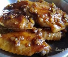 蒜香醋酸鸡翅