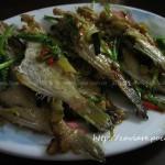 剥皮牛的潮汕做法(海鲜家常菜)