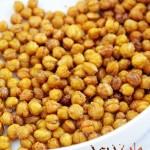 香酥鹰嘴豆(自制零食)