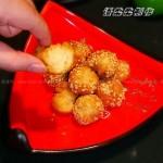 小芝麻球(零食)
