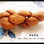 香酥红糖麻花(自制零食)