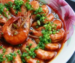 明虾东炎汤
