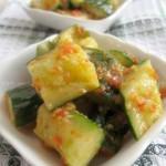 泰式辣醬拌青瓜(素菜)