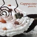 卡布奇诺蛋糕(自制甜品)