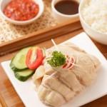 海南雞飯(葷菜)