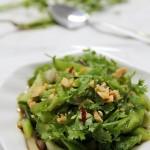 老虎菜(素菜-凉菜好吃,调汁是关键)