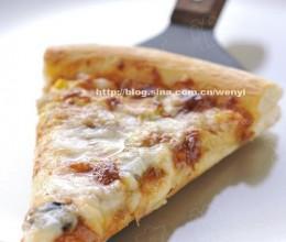 金枪鱼Pizza
