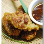 香茅猪排(荤菜)