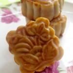 紫薯蛋黄月饼(中秋月饼-附转化糖浆方子)