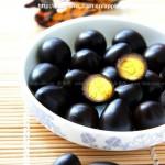 台湾名小吃铁蛋(早餐菜谱)