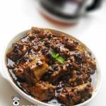 陈皮豉香蒸排骨(荤菜)