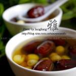 莲子红枣汤(甜汤)