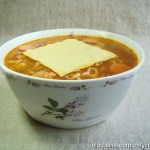 部队汤(早餐菜谱-知名韩国料理)