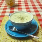 奶油蘑菇汤(西餐)