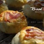 蔬菜培根面包(早餐菜谱)
