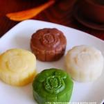 椰香冰皮月饼(自制中秋月饼)