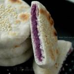 紫薯烙饼(早餐菜谱)