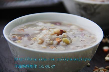 五谷杂粮粥