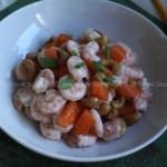 腰果炒虾仁(海鲜家常菜)