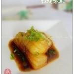 红烧冬瓜(家常素菜)