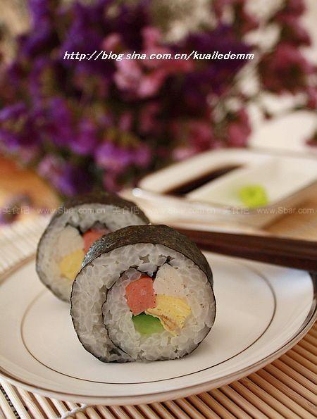 自制美味寿司