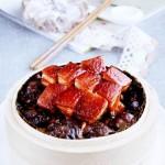 荷叶腐卤肉(荤菜)