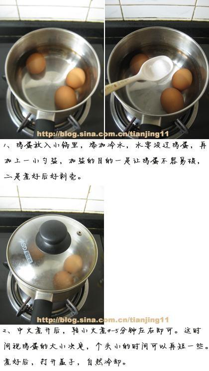 怎么煮鸡蛋