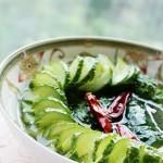 蓑衣黄瓜(素菜)