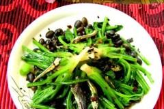 芝麻伴菠菜