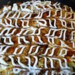 关西风味包心菜饼(早餐菜谱-日本家庭料理)