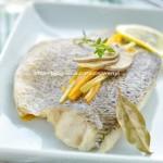 锡纸包鲈鱼(荤菜-西餐菜谱)