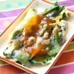 蚵仔煎(台南传统小吃)