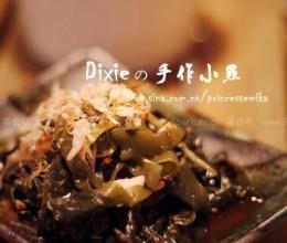 日式凉拌海草