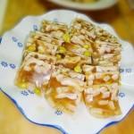 豌豆肉皮冻(荤菜-补充胶原蛋白的美容佳品)